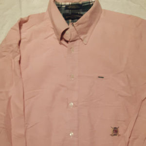 Tommy Hilfiger Shirts - TOMMY HILFIGER men's long sleeve button down